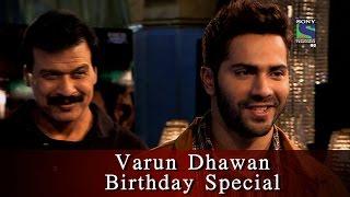 Download Varun Dhawan Birthday Special | CID Video