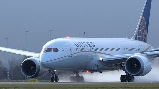 Download B787 Dreamliner Users At Schiphol Airport (All 9 Airlines) Video