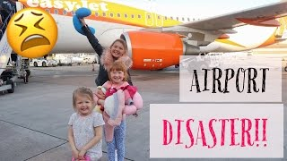 Download SURPRISE BRINGS ISLA TO TEARS | AIRPORT DISASTER!! Video