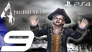 Download Resident Evil 4 (PS4) - Gameplay Walkthrough Part 9 - Salazar Boss & The Island [1080P 60FPS] Video