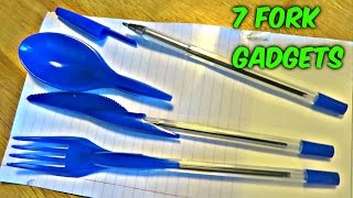 Download 7 Fork Gadgets Put to the Test Video
