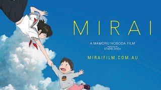 Download Mamoru Hosoda's 'MIRAI' - Official Trailer Video