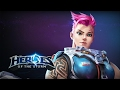 Download ♥ Heroes of the Storm (Gameplay) - DPS Zarya Build Video