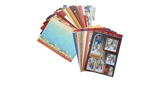 Download Crafter's Companion Traditional Christmas Card Kit Video