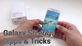 Download 18 Tipps & Tricks: Samsung Galaxy S6 edge (deutsch) Video