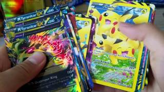 Download FAKE POKEMON GO BOOSTER BOX OPENING!EX IN EVERY PACK!PART 1/2 Video