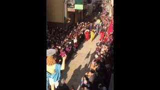 Download Ballo dei diavoli 2016 - Prizzi (Pa) Video