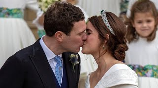 Download Princess Eugenie's Royal Wedding: All the Must-See Moments Video