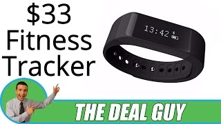 Download BEST Fitness tracker under $35◄ Fitbit Alternative BLACK FRIDAY DEALS Video