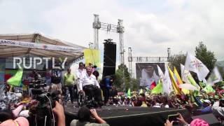 Download Ecuador: Correa and Moreno celebrate victory following recount in Quito Video