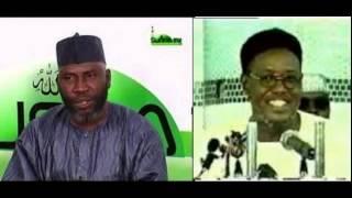 Download Shiekh jafar mahamud and Ahmad Sulaiman kano Surah Al Mudaffin Video