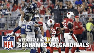 Download Seahawks vs. Cardinals   Week 17 Highlights   NFL Video