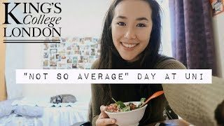 Download a ″not so average″ day at uni vlog || Kings College London Video