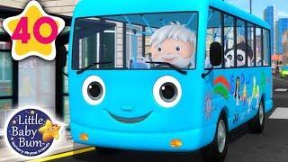 Download Wheels on The Bus Original   Bus Song for Kids + More Nursery Rhymes & Kids Songs   Little Baby Bum Video