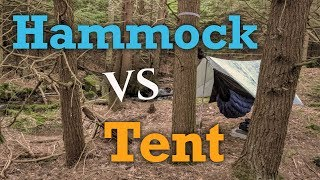 Download Hammock Vs Tent - Why I DON'T use a Hammock Video