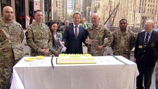 Download US Army Reserve marks 109 years of service Video