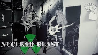 Download BURNING WITCHES - Wings Of Steel (OFFICIAL GUITAR PLAYTHROUGH) Video