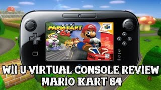 Download [Wii U VC] Mario Kart 64 - video review Video