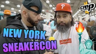 Download Here's What Happened at Sneakercon NYC with Mayor, TwoJsKicks - Crep Protect TV (4K) Video