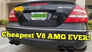 Download I Bought a Cheap LEMON Mercedes AMG but HAD to Give It Away... Video