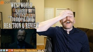 Download Westworld - S01E07 ″Trompe L'Oeil″ (Reaction & Review) Video
