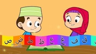 Download Nasheed | Arabic Alphabet Song with Zaky | HD Video
