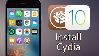 Download how to install cydia on ios 10.2 without a computer (2017) Video