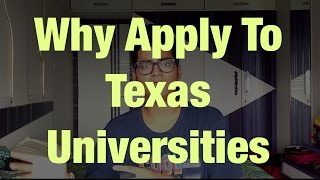 Download Why apply to Universities in Texas - Scholarship and In State Tuition for International Students Video