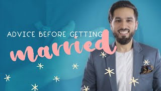 Download 1st Advice before getting married in islam (3mins) A MUST C! Saad Tasleem Video
