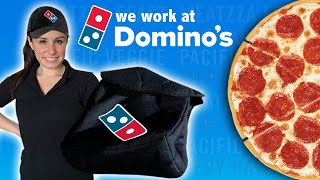 Download We become DOMINOS PIZZA Delivery Drivers 🍕for 1 Day Video