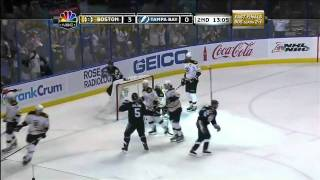 Download 2011 NHL Playoffs: Tampa Bay Lightning vs. Boston Bruins - Game 4 Video