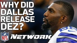 Download Why Did the Cowboys Release Dez Bryant & Not Offer a Pay Cut? | NFL Network Video