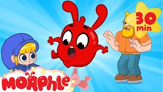 Download Oh No Morphle Farts - My Magic Pet Morphle   Cartoons For Kids   Morphle TV   BRAND NEW Video