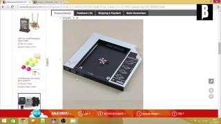 Download AliExpress Üzerinden Ürün Sipariş Vermek (Çin'den Ürün Getirmek) Video