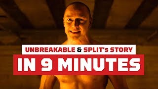 Download Unbreakable and Split's Story in 9 Minutes Video