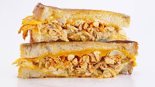 Download Buffalo Chicken Grilled Cheese Video