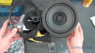 Download Rear Door Panel Removal & Speaker Replacement Chevrolet Silverado 2007-2013 Video