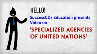 Download UN Specialized Agencies | General Knowledge Video