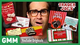 Download Trader Joe's Peppermint Taste Test Video