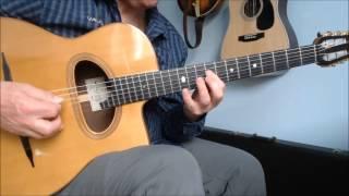 Download Gypsy Tutorial - Arpeggios Part 1 Video
