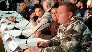 Download Frampton Vs Avalos, final press conference | The World is Not Enough Video