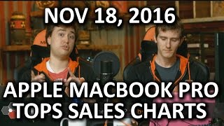 Download The WAN Show - Macbook Pro Selling Like Hotcakes - November 18, 2016 Video