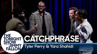 Download Catchphrase withTyler Perry and Yara Shahidi Video