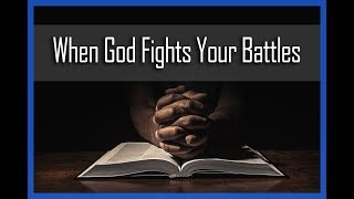 Download (SDA Sermon) Mark Finley - ″When God Fights Your Battles″ - 2018 Video