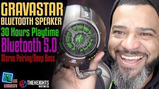 Download #GravaStar Bluetooth Speaker 🔊 : #LGTV Review Video