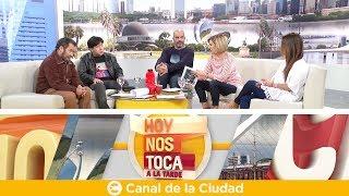 Download Los símbolos del Rock Nacional: Miguel Dente y Daniel Gaguine en Hoy nos toca a la Tarde Video