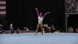 Download Simone Biles- Floor Exercise - 2016 P&G Gymnastics Championships – Sr. Women Day 1 Video