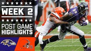 Download Ravens vs. Browns | NFL Week 2 Game Highlights Video