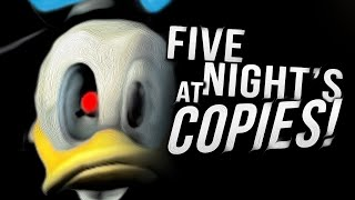 Download FIVE NIGHTS AT FREDDY'S COPIES! Video