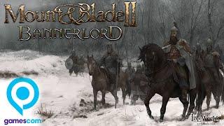 Download Mount and Blade 2: Bannerlord - ОБОРОНА крепости | Геймплей с Gamescom (на русском) Video